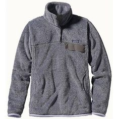 LOVE patagonia-re-tool-snap-t-pullover-womens-narwhal-grey-baluga-x-dye-12204460 On sale at O2 Gear for $94
