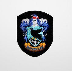 harry potter serdaigle patchfer sur environ 3 x 225 pouces par patchnpatterns