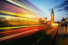 Westminster Bridge, London, 2011 by *toko on deviantART