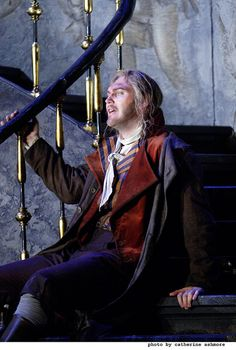 Lukas Jakobski as Angelotti in Tosca © Catherine Ashmore/ROH 2011 by Royal Opera House Covent Garden, via Flickr