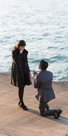 Looking for a memorable way to propose? (After all, it is a moment you'll both remember for the rest