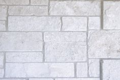 White - This stone is also called and/or substituted for: Austin White, Chalk, Arctic White, Salado White Limestone, Texas Pearl