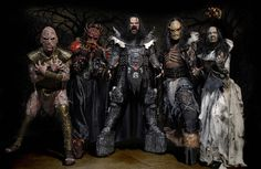 Lordi from Finland