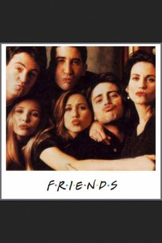 friends.  oh how I miss this show