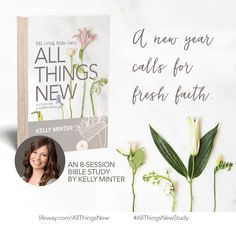 Ladies,  Lets Start the New Year off right with a Great New Bible Study with Kelly Minter and each other.  Blessings.  Merry Christmas