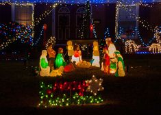 Where to Find Blow Mold Yard Decorations