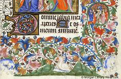 Book of Hours, MS M.64 fol. 67r - Images from Medieval and Renaissance Manuscripts - The Morgan Library & Museum