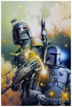 Sci Fi Concept Art Characters Bounty Hunter Boba Fett New Ideas Boba Fett Mandalorian, Jango Fett, Star Wars Boba Fett, Star Wars Fan Art, Marvel, Tel Pere Tel Fils, Chasseur De Primes, Star Wars Images, Star Wars Wallpaper