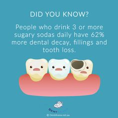 Brush and floss your teeth everyday. Care for your teeth. Dental Hygienist Jobs, Dental Humor, Dental Assistant Humor, Dental Fun Facts, Dental Health Month, Oral Health, Dental Art, Dental Life, Dental Services