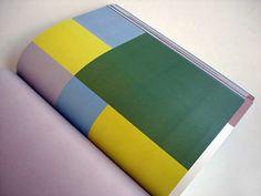 color averaged IKEA catalogue - data visualization & visual design - information aesthetics