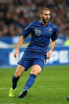 Karim Benzema, Real Madrid, France
