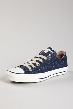Dotted Chuck Taylors