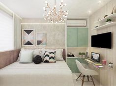 Amazing Girls Bedroom Ideas, 9 Yr Old Girl Bedroom Ideas What do you think? Small Room Bedroom, Girls Bedroom, Bedroom Decor, Childrens Bedroom, Bedroom Ideas, Bedrooms, Dream Rooms, New Room, House Rooms