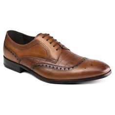 Bianco ZM3778 Tan Shoes
