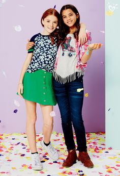 Hello spring! Say goodbye to winter in colorful, mood-lifting looks exclusively designed for you with love!