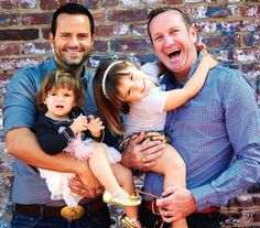 Great couple - my friend was their surrogate the second time around.  What a beautiful family!