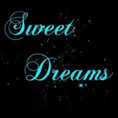 Sweet dreams ❤