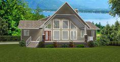 2 Storey House Plan 2013710 by edesignsplans.ca