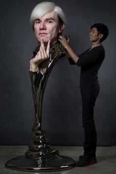 Hyper Realistic Sculptures by Kazuhiro Tsuji
