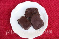 μικρή κουζίνα: Καριόκες Greek Desserts, Pudding, Cookies, Chocolate, Blog, Crack Crackers, Custard Pudding, Biscuits, Puddings