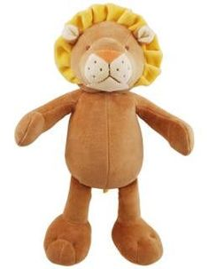 Simply Fido Brown/Yellow Leo Lion