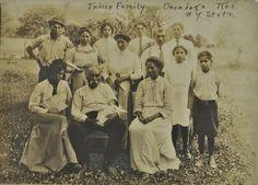 IROQUOIS ONONDAGA , circa 1915