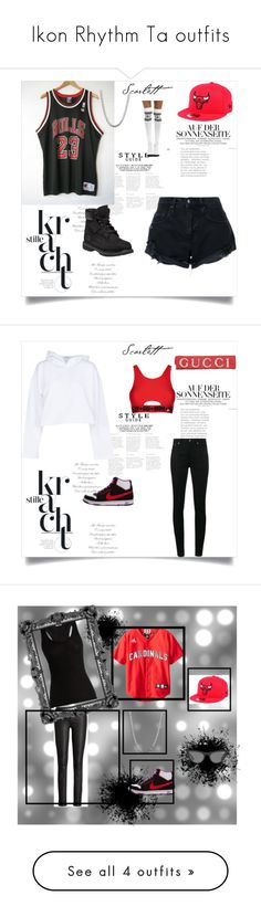 """""""Ikon Rhythm Ta outfits"""" by curry-develyn on Polyvore featuring Victoria, Victoria Beckham"""