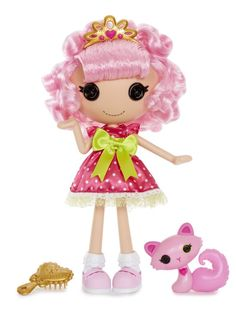 Lalaloopsy Entertainment Grote Pop - Jewel Sparkles