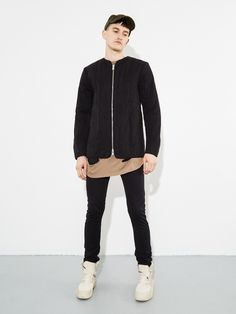 Quilted Jacket by Denim By Siki Im
