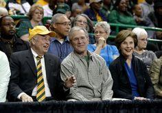 Bush's and Ken Starr... #sicem