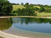 Přírodní koupání River, Outdoor Decor, Rivers