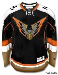 A concept jersey a Ducks fan created and shared with us.