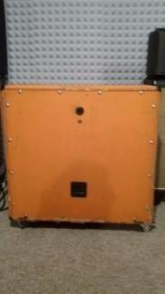 Vintage Orange 4x12 mit Original ´72 er Celestion Greenbacks in Nordrhein-Westfalen - Sankt Augustin | Musikinstrumente und Zubehör gebraucht kaufen | eBay Kleinanzeigen