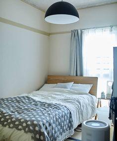じぶんで編集する、コンパクトな団地くらし。 | MUJI SUPPORT 事例集 | 無印良品 Interior Concept, Interior Design, Desk, Room, Furniture, Home Decor, Nest Design, Bedroom, Desktop