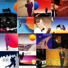 BOBBY CALDWELL RELEASES: What You Won't Do For Love (1978), Cat In The Hat (1980), Carry On (1982), August Moon (1984), Heart of Mine (1988), Stuck On You (1991), Where is Love (1993), Soul Survivor (1995), Blue Condition (1996), Timeline: The Anthology (1998), Come Rain or Come Shine (1999), Time & Again: The Anthology Part 2 (2001), Perfect Island Nights (2005), Live @ The Blue Note Tokyo (2007), The Consummate Caldwell (2010), House of Cards (2012), After Dark (2014). Awesome Discography!