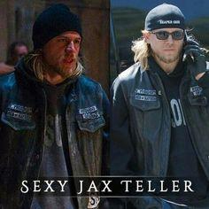 Charlie... Jax Teller