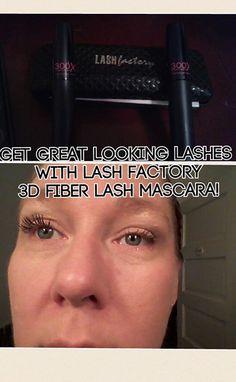Lash Factory 3D Mascara review by Anne  Anne Yedlin Get thicker longer lashes with #lashfactory 3D Fiber Lash Mascara!! http://www.amazon.com/gp/product/B00KGO8XY0
