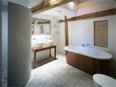 Threshing Barn, bathroom.