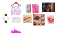 """Pink"" by tinafangirl on Polyvore"
