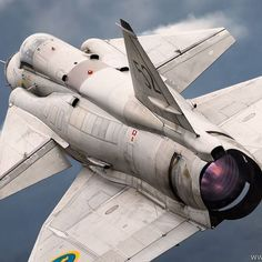 Saab AJS 37 Viggen.