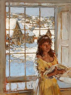 O cão que comeu o livro...: As leitoras de Paul Hedley / Women reading by Paul Hedley