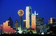 One of the largest cities in the Lone Star State, Dallas offers plenty to do for toddlers and parents alike, making it an enticing place to go for a weekend away from your ordinary routine. If you're there during the holiday season, see the tallest indoor Christmas tree in the U.S. at the Galleria Mall. Adorned with about 250,000 lights, it'll surely dazzle your little one. There are also lots of stroller-friendly places to jog, such as the Katy Trail.  Dallas, TX skyline at night