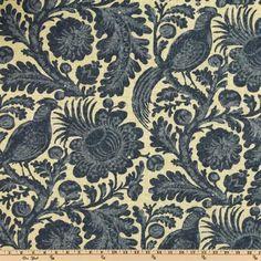 Waverly Sun N Shade Tucker Resist Chambray Fabric By The ... https://www.amazon.com/dp/B003D7E7I8/ref=cm_sw_r_pi_dp_x_-bHaybKGSKW12