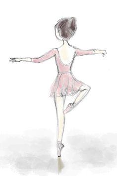 (描)かわぐちいつこさん Ballet, Cinderella, Disney Characters, Fictional Characters, Disney Princess, Illustration, Illustrations, Fantasy Characters, Ballet Dance