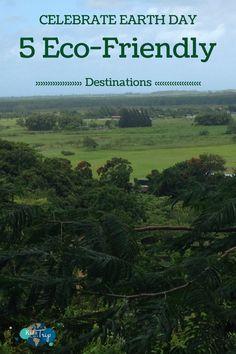 Eco-Friendly Destinations-Kids Are A Trip
