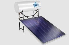 Un calentador solar para tu casa