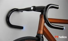 Smart bike handlebars have turn signals, GPS, speedometer - Crave - Cool Tech & Gadgets - CNET Asia