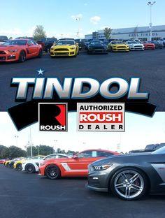 New ROUSH Mustangs for sale at Tindol ROUSH Performance  http://tindolford.com/custom/roush-mustang-for-sale