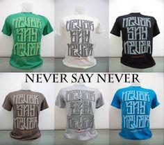 T-Shirt 40.000 IDR /pcs