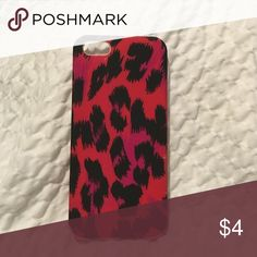 Pink leopard phone case iPhone 5s Accessories Phone Cases